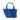 Mini Bag Fish Blu